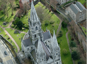 St. Finbarres' Cathedral, Cork